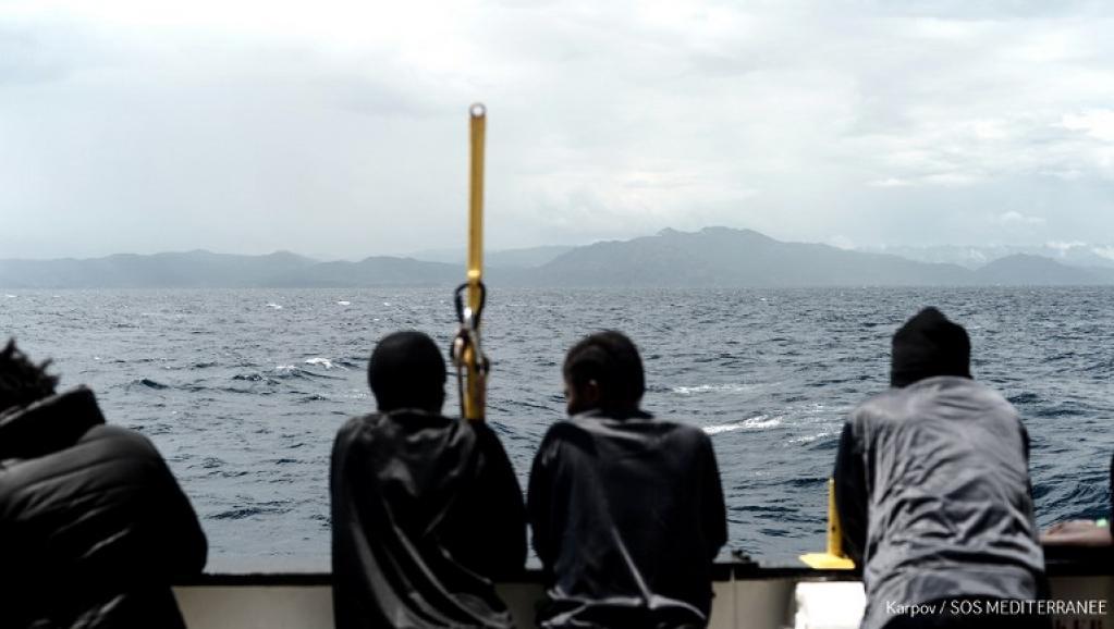 Aquarius: deux migrants se seraient noyés lors des opérations de sauvetage