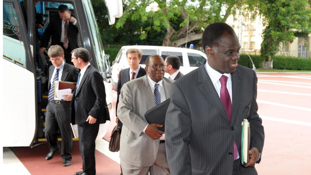 Michel Kafando: qui est le président de la transition burkinabè?