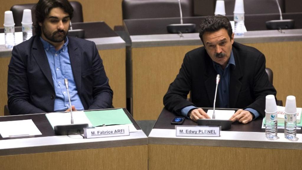 Fabrice Arfi: sur la Libye et Sarkozy, «il y a des traces bancaires des versements»