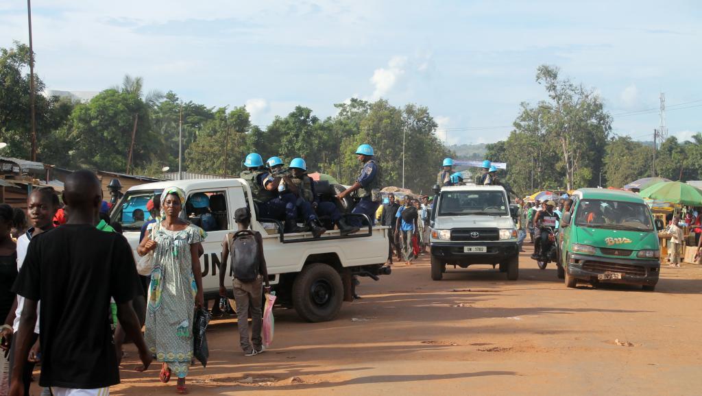 RCA: révolte des détenus de la prison de Bangui