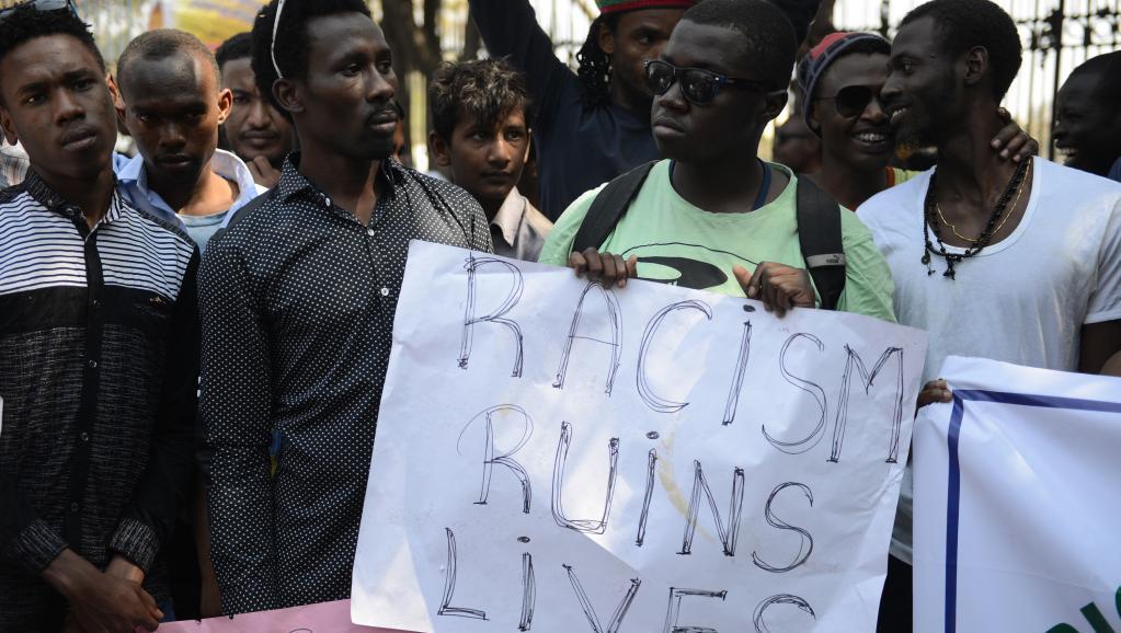 En Inde, les attaques racistes contre des Africains continuent