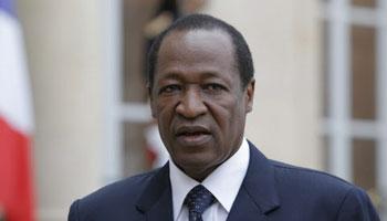 Burkina Faso : une ONG veut traduire Blaise Compaoré en justice pour