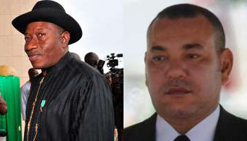 Pourquoi Mohammed VI snobe-t-il Goodluck Jonathan ?