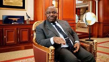 Gabon - Ali Bongo Ondimba :