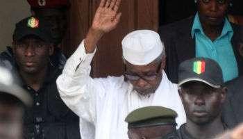 Sénégal-Tchad : pour Hissène Habré, le compte à rebours a commencé
