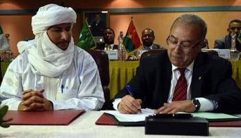 Mali : la Coordination des mouvements de l'Azawad a paraphé (mais pas signé) l'accord de paix d'Alger