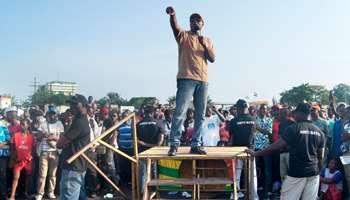 Présidentielle togolaise : autour de Fabre, l'opposition dans les starting-blocks
