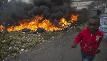 Afrique du Sud : le gouvernement promet de punir les auteurs des violences xénophobes