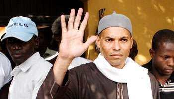 Sénégal : Karim Wade désigné candidat du PDS pour la prochaine présidentielle