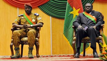 Burkina : les élections présidentielle et législatives auront lieu le 11 octobre