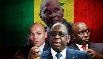 Sénégal : Macky Sall, Karim Wade et Idrissa Seck... récit d'une guerre fratricide