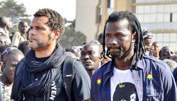 Burkina Faso : quand le Balai citoyen interpelle Annick Girardin