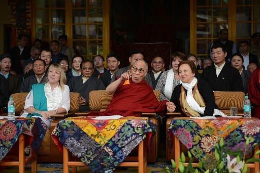 Afrique du Sud: le dalaï-lama sans visa, le sommet des Nobel de la paix annulé