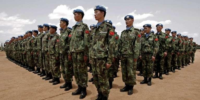 La diplomatie chinoise en Afrique passe aussi par les armes