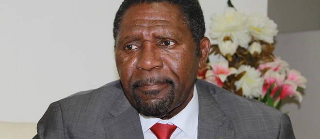 Angola - Isaïas Samakuva :