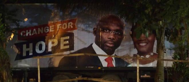 Liberia - George Weah : idole et candidat des jeunes