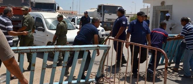 Tunisie - Libye : une frontière à haut risque