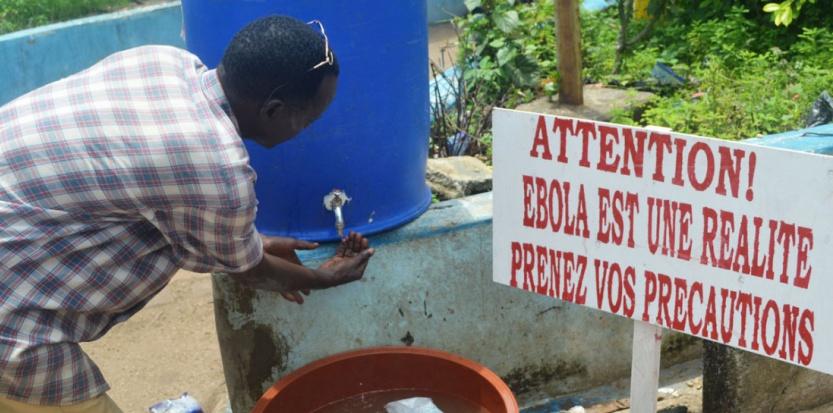 Ebola : pourquoi je n'ai pas peur