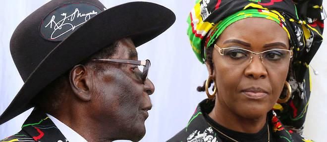 Virginie Roiron : 'Au Zimbabwe, une guerre de succession plutôt qu'un coup d'État'
