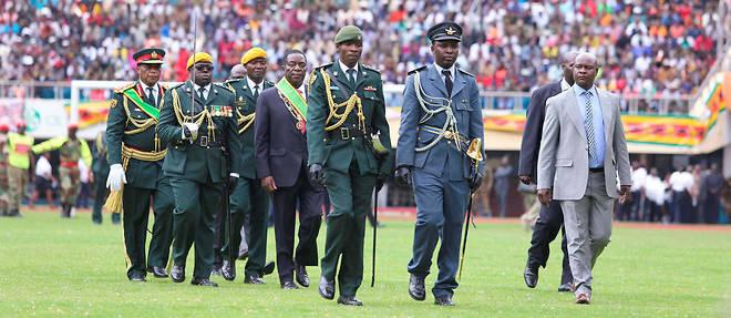 La tragédie du Zimbabwe