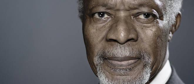 Climat - Kofi Annan : « On est dans le pétrin »