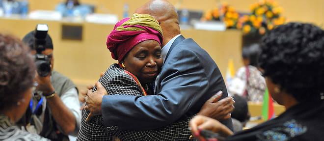 Nkosazana Dlamini : une ambition mais aussi une assurance pour le clan Zuma