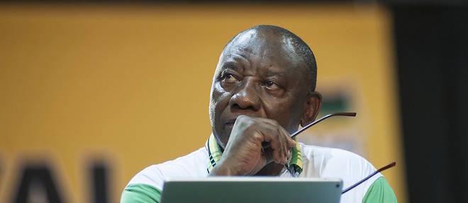 Afrique du Sud : Matamela Cyril Ramaphosa face à son destin