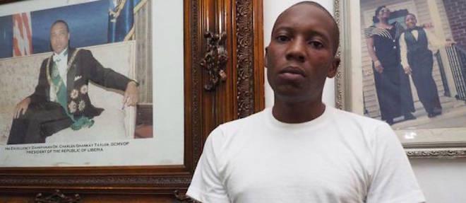 Liberia - Philip Taylor : « La politique, je l'ai dans le sang »