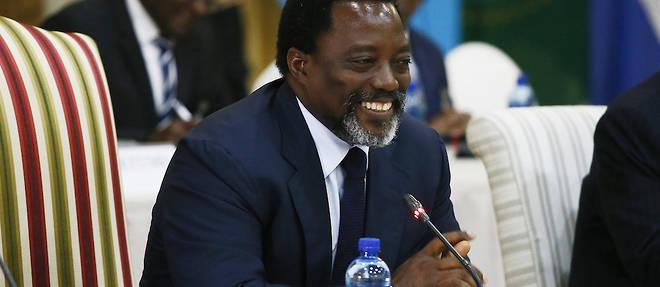 RD Congo : Joseph Kabila, objectif référendum