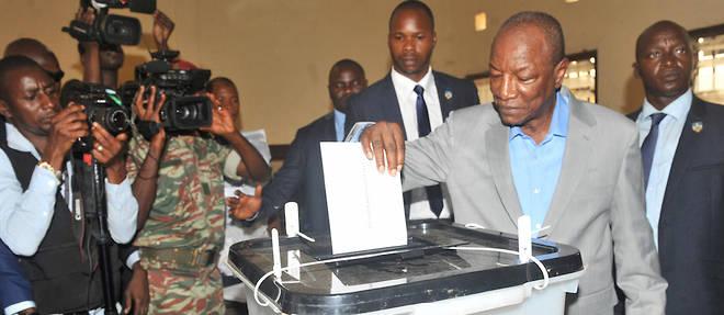 Guinée : l'opposition dénonce une fraude massive aux élections locales