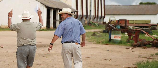 Zimbabwe : les fermiers blancs, une épine dans le pied de Mnangagwa