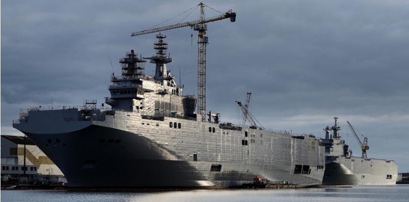 Mistral : la France attend