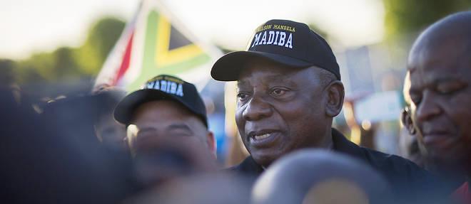 Afrique du Sud : l'appel du pied de Cyril Ramaphosa à Julius Malema