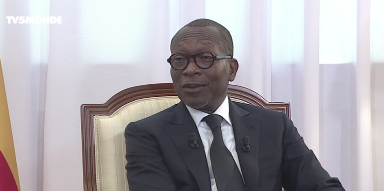Patrice Talon : « C'est ma volonté de réformer le Bénin qui irrite la classe politique, rien d'autre »