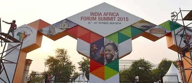 Inde-Afrique : New Delhi à l'œil sur la zone de libre-échange africaine
