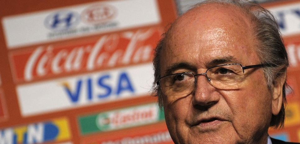 Fifa : Sepp Blatter encore plus seul