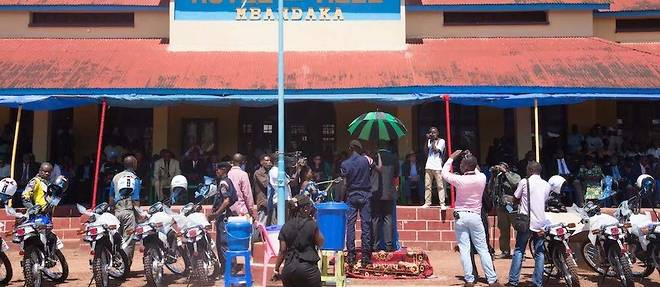 RDC - Ebola : : lancement de