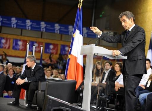 Nicolas Sarkozy évoque 2017 et propose