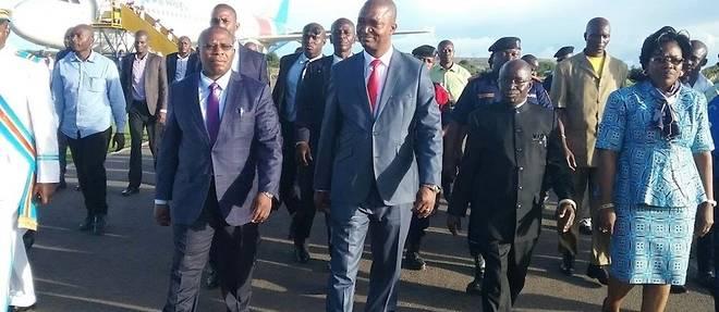 RD Congo : qui est Emmanuel Ramazani Shadary, le dauphin de Kabila ?