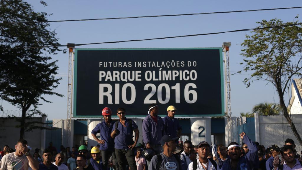 Scandale Petrobras: les secrets de l'entreprise de BTP Odebrecht menacent les JO