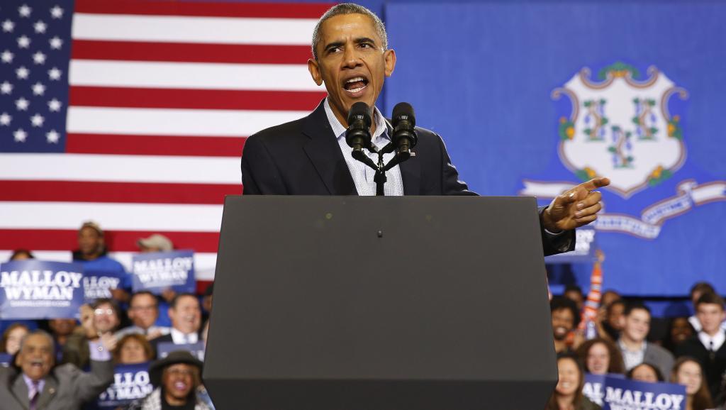 Etats-Unis: la cohabitation, enjeu des élections de mi-mandat