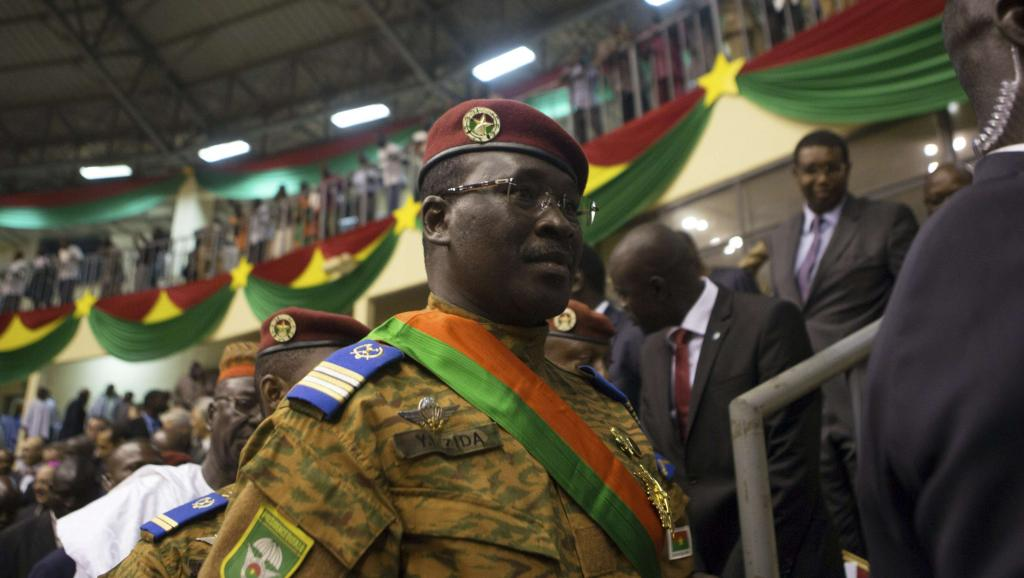 Burkina: un gouvernement de transition à dominante militaire