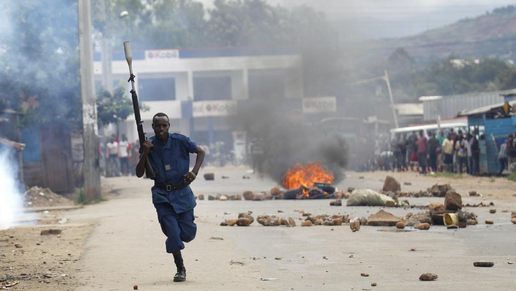 Affrontements meurtriers au Burundi