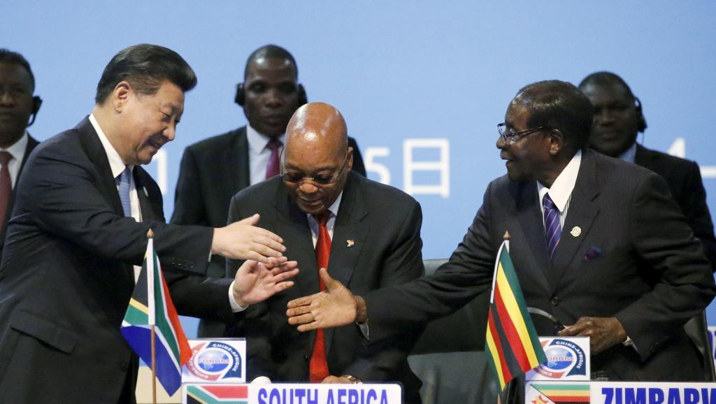 La Chine quitte l'Afrique, laissant une enveloppe pleine de promesses