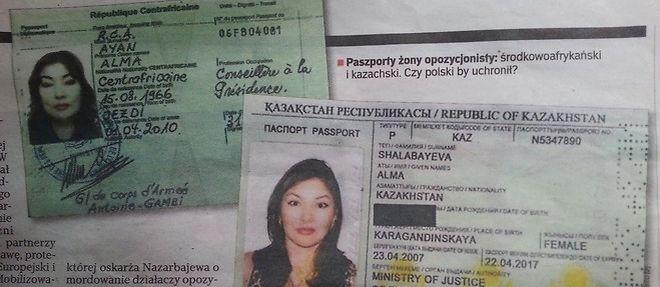 La Centrafrique malade de ses faux passeports et diplomates