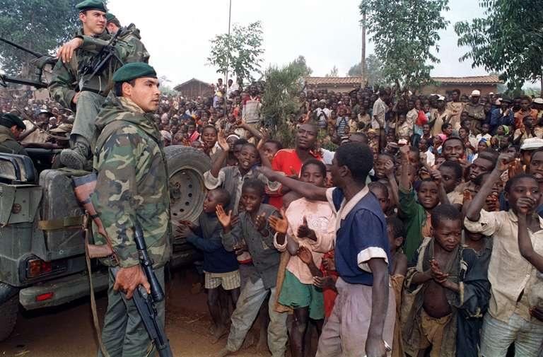 Rwanda : nouveau témoignage d'un ex-militaire contestant le caractère purement humanitaire de « Turquoise »