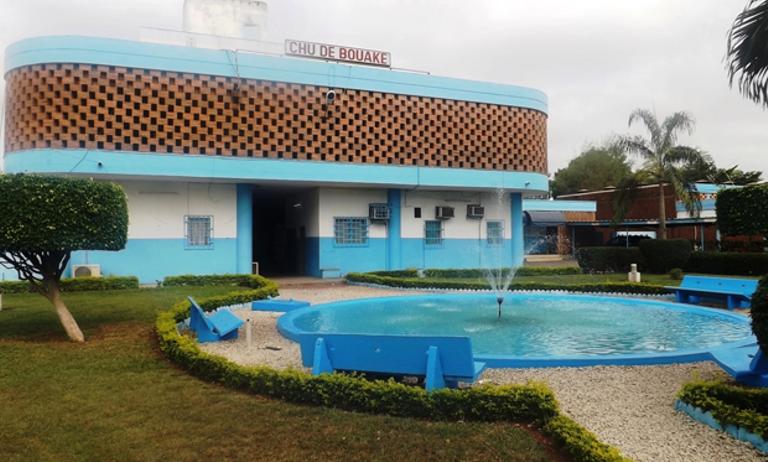A Bouaké, la grève des petites mains de l'hôpital, excédées par les salaires impayés