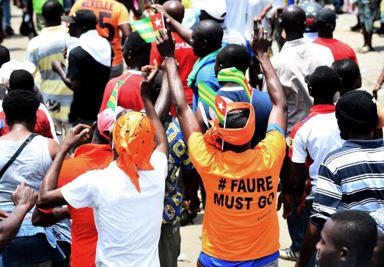 « M. Macron, c'est le moment de porter la voix des Togolais qui veulent en finir avec Gnassingbé ! »