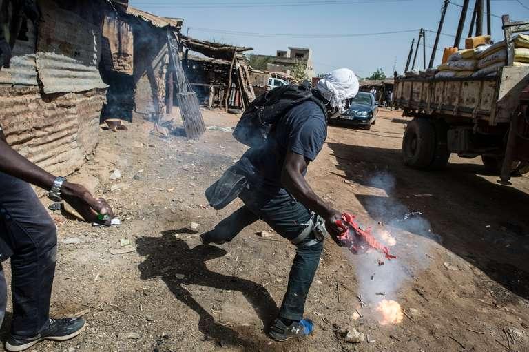Quand des terroristes passent la frontière : un scénario catastrophe testé au Sénégal