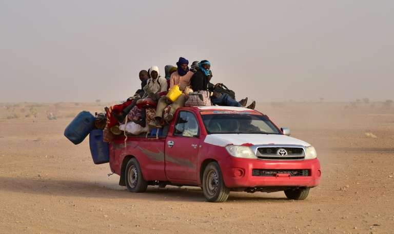Le Niger, sous-traitant africain de la politique migratoire de l'Europe